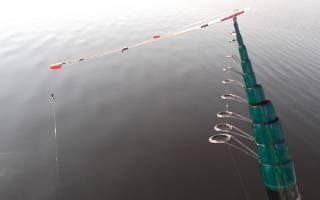 Ловля на мормышку с лодки