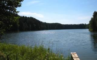 Рыбалка на селигере в августе