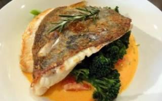 Рыба дори рецепты приготовления