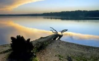 Бисеровские озера рыбалка