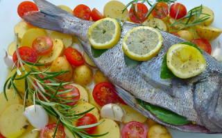 Гарнир к рыбе в кляре