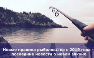 Запрет на рыбалку в татарстане