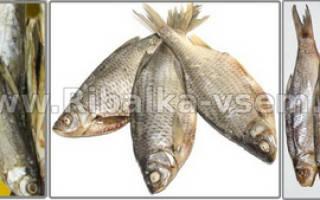 Как вялить рыбу