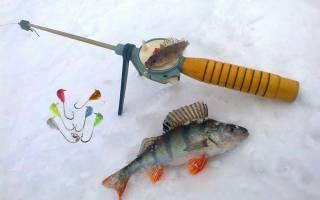Ловля красноперки зимой на мормышку