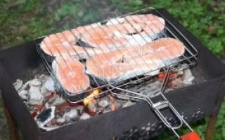 Какую рыбу лучше на мангале жарить