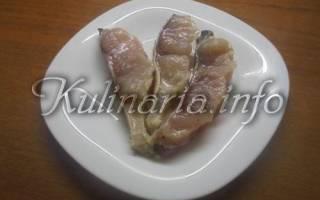 Толстолобик маринованный рецепт