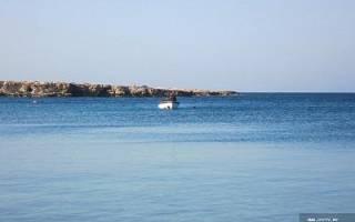 Рыбалка на кипре с берега