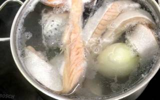 Как варить уху из головы рыбы