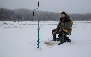 Ловля зимой на мормышку