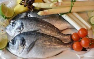 Самая нежирная рыба