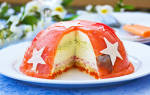 Торт салат рыбный