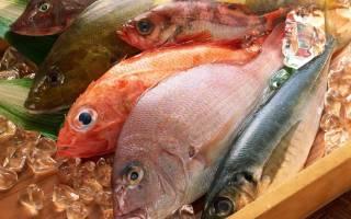 Сколько белка в рыбе