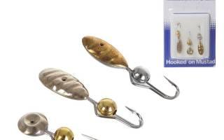 Крючок прищепка рыболовный