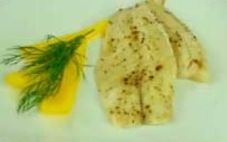 Рыба в мультиварке на пару