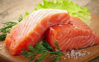Можно ли замораживать красную рыбу соленую