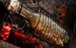 Как приготовить рыбу голец в духовке в фольге