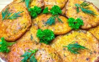 Икрянники рыбные простой рецепт