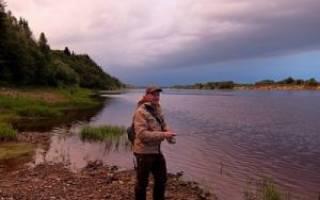 Рыбалка в коми республике