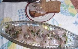 Саламур из толстолобика рецепт