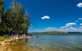 Рыбалка на озере чебаркуль